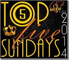 top 5 sundays 2014 new